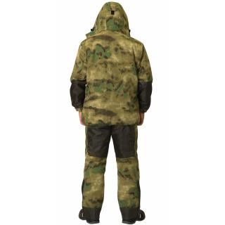"Костюм ""Барс"" зимний: куртка,п/комб. КМФ Болото"