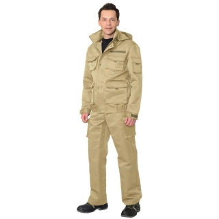 "Костюм ""Байкал"" куртка + брюки тк. Rodos"