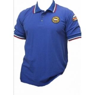 Рубашка поло МЧС с коротким рукавом