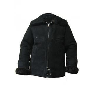 Лётная  нагольная куртка