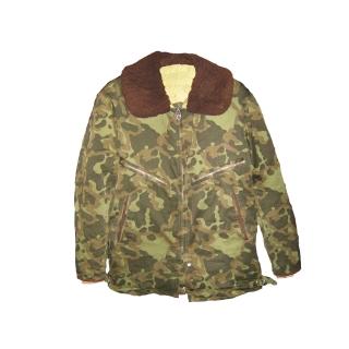 Куртка лётная д/с КМФ