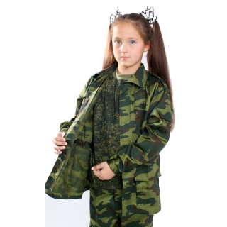 Костюм детский в/п КМФ