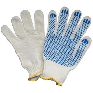 Перчатки х/б с ПВХ 5-н 10 класс