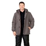 """Куртка """"АЛЕКС"""" : зимняя,  цв. т-серый"""