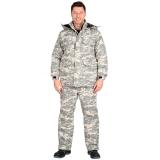 """Костюм """"Мустанг"""" зимний: куртка, п/комб. (тк.Рип-Стоп) КМФ Пустыня"""