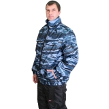 "Куртка ""ШТУРМ-ЛЮКС"" КМФ ""Серый вихрь"" кор."
