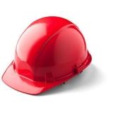 Каска защитная СОМЗ-55 FAVORIT Rapid красная